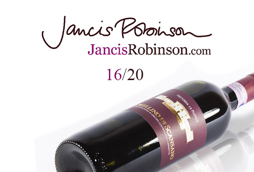 jancis robinson - scansano 16
